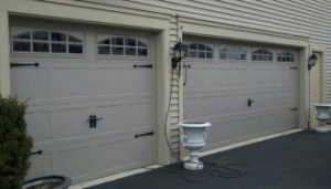 Newly Installed Garage Door