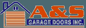A&S Garage Doors INC LOGO