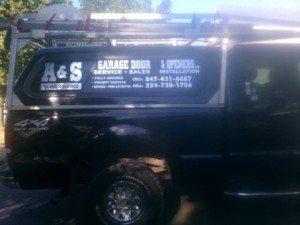 A&S Service Truck